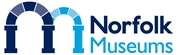 Accreditation: Norfolk Museums Service logo for Cromer Museum